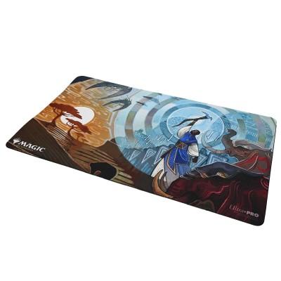 Tapis de Jeu Magic the Gathering Playmat - Strixhaven Archive Mystique - Protection de Téfeiri - 60cm x 34cm