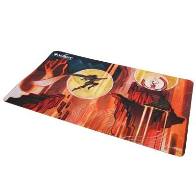 Tapis de Jeu Magic the Gathering Playmat - Strixhaven Archive Mystique - Frisson de probabilité - 60cm x 34cm