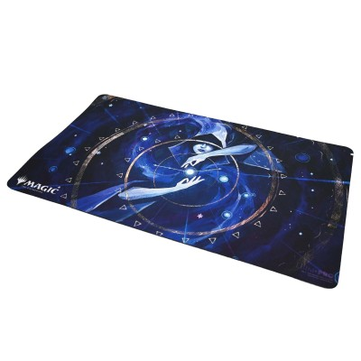 Tapis de Jeu Magic the Gathering Playmat - Strixhaven Archive Mystique - Distorsion temporelle - 60cm x 34cm