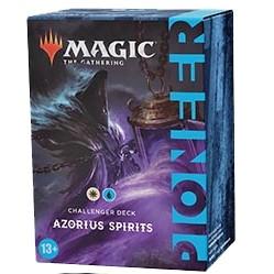 Deck Magic the Gathering Challenger Deck Pioneer 2021 - Azorius Spirits  - White / Blue