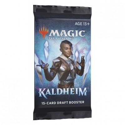 Booster Magic the Gathering Kaldheim - Draft Booster en RUSSE