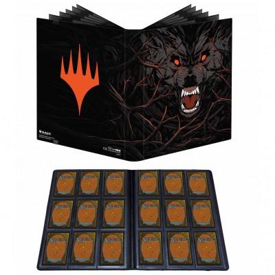 Portfolio Magic the Gathering Innistrad : chasse de minuit - Pro-binder - 20 pages de 9 cases (360 cartes recto-verso)