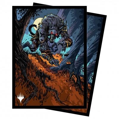 Protèges Cartes illustrées Magic the Gathering Innistrad : chasse de minuit - Moonrage Brute