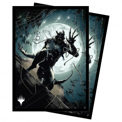 Protèges Cartes illustrées Magic the Gathering Innistrad : chasse de minuit - Seafaring Werewolf