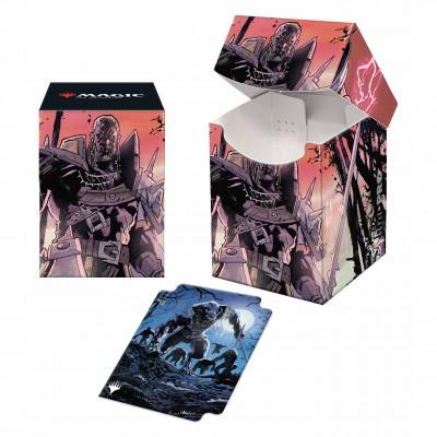 Boite de Rangement Magic the Gathering Innistrad : chasse de minuit - Deck Box 100+ - Tovolar, Dire Overlord