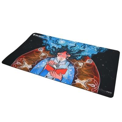 Tapis de Jeu Magic the Gathering Playmat - Strixhaven Archive Mystique - Trou de Memoire - 60cm x 34cm