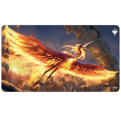 Tapis de Jeu Magic the Gathering Innistrad : chasse de minuit - Playmat - Sunstreak Phoenix - 60cm x 34cm