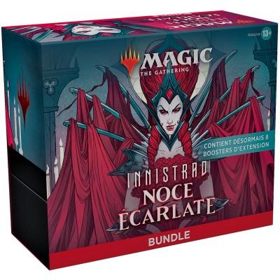 Coffret Magic the Gathering Innistrad : Noce Écarlate - Bundle