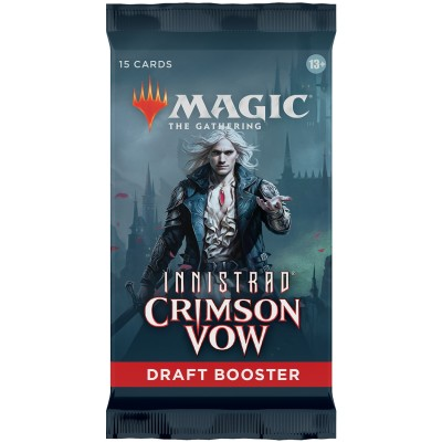 Booster Magic the Gathering Innistrad: Crimson Vow - Draft Boosters