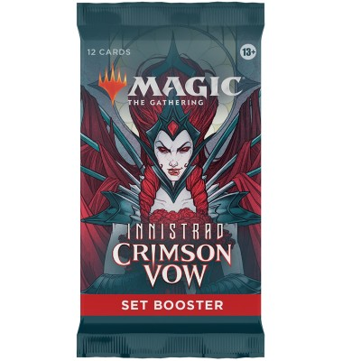 Booster Magic the Gathering Innistrad: Crimson Vow - Set Booster
