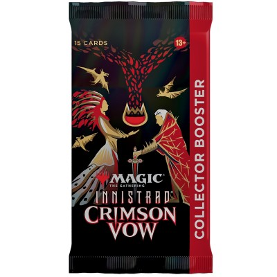 Booster Magic the Gathering Innistrad: Crimson Vow - Collector Booster