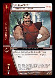 Marvel Origins - Cartes Vs System Autres jeux de cartes MMK-111 - Saracen (C) - Vs System