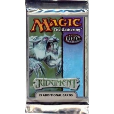 Boosters Magic the Gathering Jugement