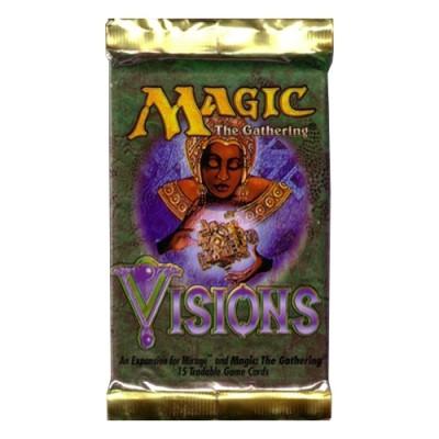 Boosters Visions - VIS - Booster de 15 Cartes Magic