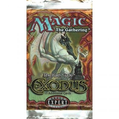 Boosters Magic the Gathering Exode