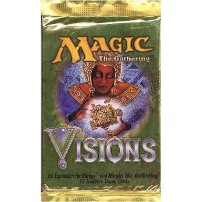 Boosters Magic the Gathering Visions