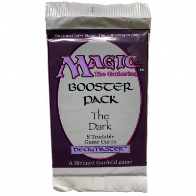 Boosters Magic the Gathering The Dark