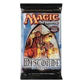 Boosters Magic the Gathering Discorde