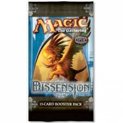 Boosters Magic the Gathering Dissension - DIS - Booster de 15 Cartes Magic