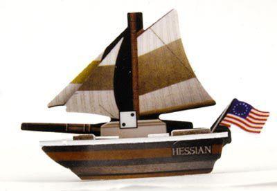Pirates of Davy Jones' Curse Pirates --096--Hessian (Ship) -   Pirates of Davy Jones' Curse -