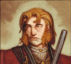 Pirates of Davy Jones' Curse --118--Musketeer (Treasure) -   Pirates of Davy Jones' Curse -