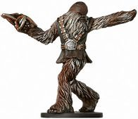 Star Wars Miniatures - Rev. of the Sith 23 - Wookiee Scout [Star Wars Miniatures - Revenge of the Sith]