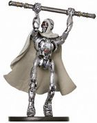 Rev. of the Sith 28 - Bodyguard Droid [Star Wars Miniatures - Revenge of the Sith]