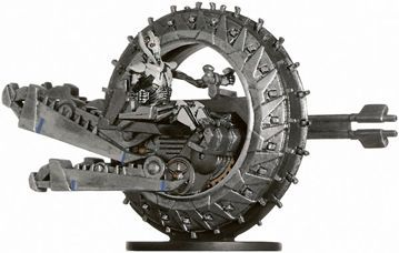 Star Wars Miniatures - Rev. of the Sith 33 - Grievous's Wheel Bike [Star Wars Miniatures - Revenge of the Sith]