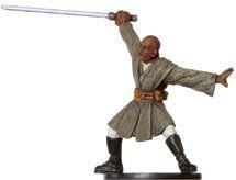 Star Wars Miniatures - Clone Strike 19 - Mace Windu [Star Wars Miniatures - Clone Strike]