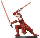 Star Wars Miniatures - Clone Strike 34 - Dark Side Acolyte [star Wars Miniatures - Clone Strike]