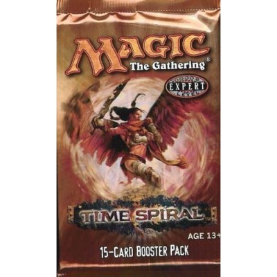 Boosters Magic the Gathering Spirale Temporelle