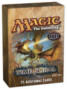 Decks Magic the Gathering Spirale Temporelle - Starter