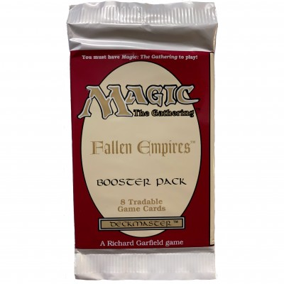 Boosters Magic the Gathering Fallen Empires