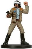Star Wars Miniatures - Bounty Hunters Star Wars Miniatures 10 - Rebel Captain [Star Wars Miniatures - Bounty Hunters]
