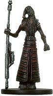 Star Wars Miniatures - Bounty Hunters Star Wars Miniatures 42 - Mustafarian Soldier [Star Wars Miniatures - Bounty Hunters]