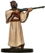 Star Wars Miniatures - Bounty Hunters Star Wars Miniatures 48 - Tusken Raider Sniper [Star Wars Miniatures - Bounty Hunters]