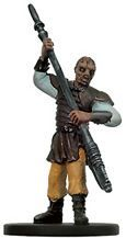 Bounty Hunters Star Wars Miniatures 50 - Weequay Leader [Star Wars Miniatures - Bounty Hunters]