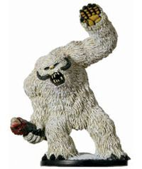 Star Wars Miniatures - Rebel Storm Star Wars Miniatures 60 - Wampa [Star Wars Miniatures - Rebel Storm]