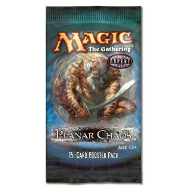 Boosters Magic the Gathering Chaos Planaire
