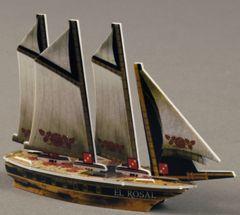 Pirates of the Frozen North 054 - El Rosal (Ship) - Pirates of the Frozen North