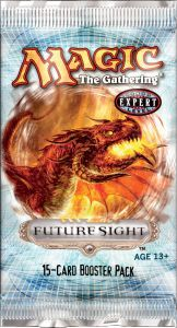 Boosters Magic the Gathering Vision de l'avenir