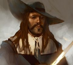 Pirates of the Ocean's Edges Pirates 054 - Lord Thomas Gunn [Pirates at Ocean's Edges]