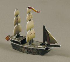 Pirates of the Ocean's Edges Pirates 064 - La Mezquita [Pirates at Ocean's Edges]