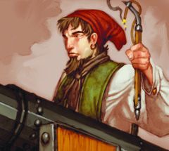 Pirates of the Ocean's Edges 071 - Firepot Specialist [Pirates at Ocean's Edges]