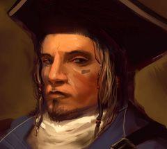 Pirates of the Ocean's Edges Pirates 096 - Captain Montana Mays [Pirates at Ocean's Edges]