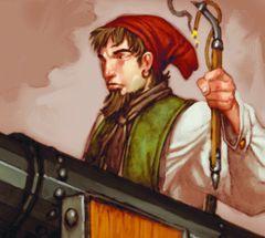 Pirates of the Ocean's Edges Pirates 098 - Firepot Specialist [Pirates at Ocean's Edges]