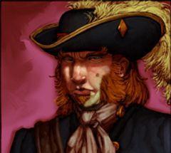 Pirates of the Ocean's Edges Pirates 111 - Captain (England) [Pirates at Ocean's Edges]