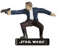 Star Wars Miniatures - Alliance and Empire Star Wars Miniatures 07 - Han Solo, Rogue [Star Wars Miniatures - Alliance and Empire]