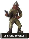 Star Wars Miniatures - Alliance and Empire Star Wars Miniatures 50 - Nikto Soldier [Star Wars Miniatures - Alliance and Empire]